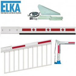 ELKA ES50 Barrier Booms, Skirts & Springs
