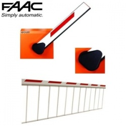 <br> FAAC 615 BPR Barrier Beams, Brackets & Skirts </br>