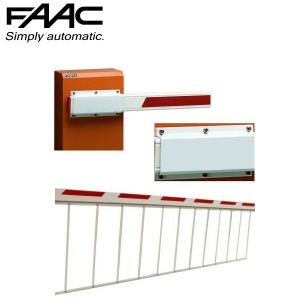 <br> FAAC 640 Barrier Beams, Brackets & Skirts </br>