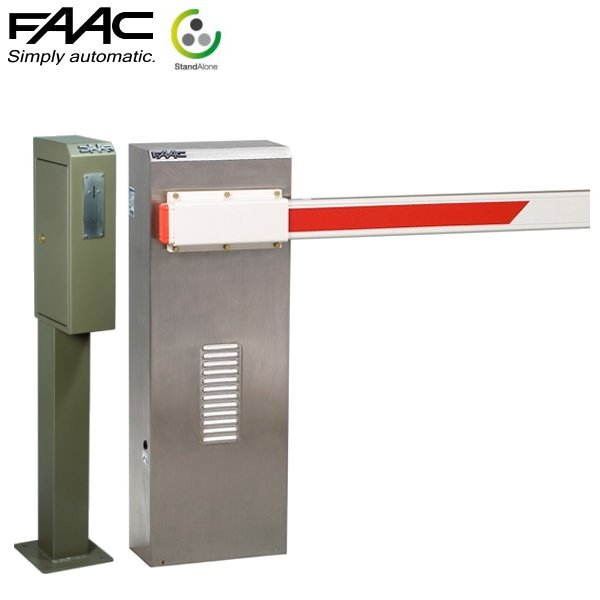 FAAC GRS-O2 Token Acceptor Machine