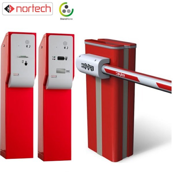 Nortech FeeMaster Smart Manned Revenue System