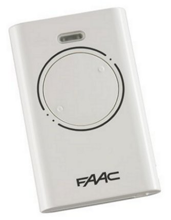 faac xt2 868 slh 2 channel white transmitter new parking. Black Bedroom Furniture Sets. Home Design Ideas
