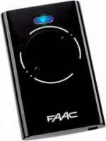 FAAC XT2 868 SLH 2-Channel Black Transmitter