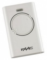 FAAC XT2 868 SLH 2-Channel White Transmitter