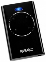 FAAC XT4 868 SLH 4-Channel Black Transmitter