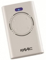FAAC XT4 868 SLH 4-Channel White Transmitter